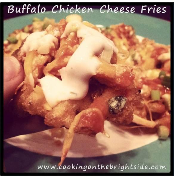 Bite - Buffalo Chicken Cheese Fries