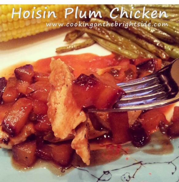 Hoisin Plum Chicken