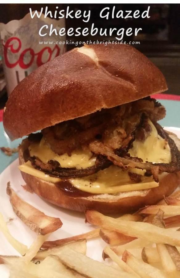 Whiskey Glazed Cheeseburger_cookingonthebrightside